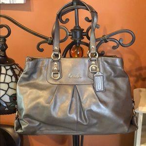 Bronze Coach bag...